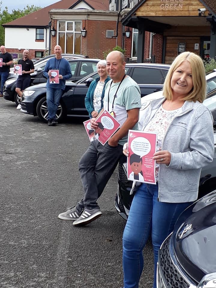 Wythenshawe Wanderers – Volunteer Driving Scheme